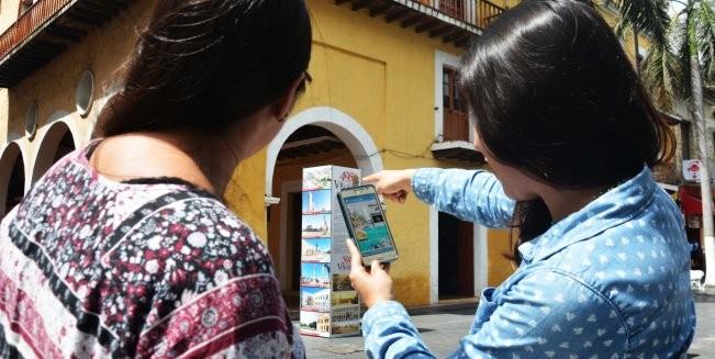 """""""Disfruta Veracruz"""" promueve atractivos turísticos"""