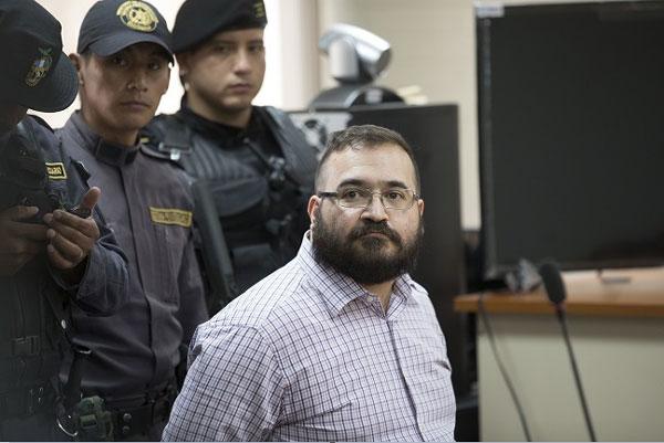 Acepta Duarte extradición