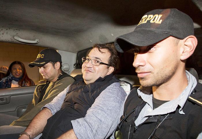 Duarte comparecerá por nueva solicitud de extradición