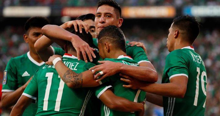 México debuta con triunfo en Copa Oro