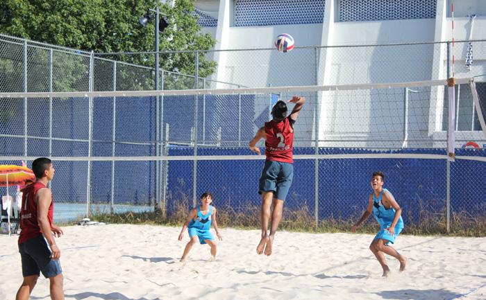 Voleibol de playa y Ajedrez de Veracruz arrasan en Regional de Puebla