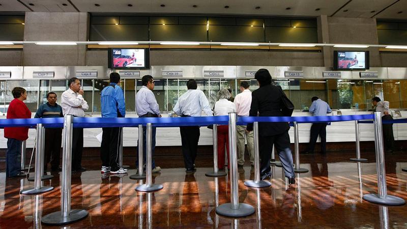 Bancos cierran por Navidad en México