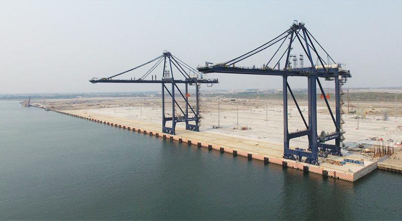 Nuevo puerto de Veracruz, la mejor opción para México