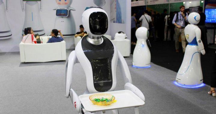 20 millones de empleos para para robots en el 2030