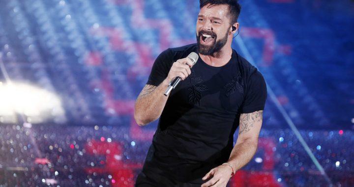 Ricky Martin en Veracruz, concierto el 27 de marzo