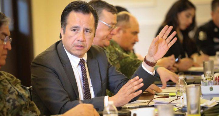 Cambios al gabinete de Cuitláhuac, Palacio Nacional los mandará: Sale y Vale