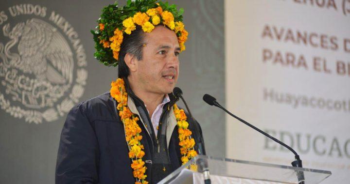 Se comprometen a reconstruir las carreteras de la Sierra de Huayacocotla