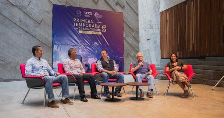 Arrancan los conciertos de la Orquesta Filarmónica de Boca del Río