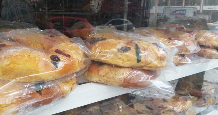 Buenas ventas de roscas de Reyes