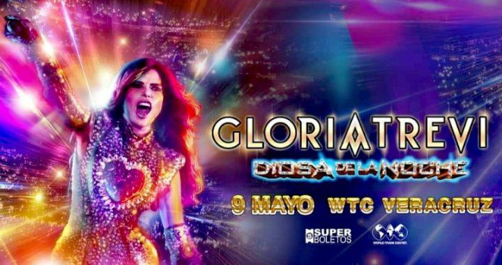 Regresa Gloria Trevi a Veracruz