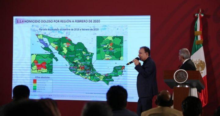 Disminuyen los secuestros 55% en Veracruz: Durazo