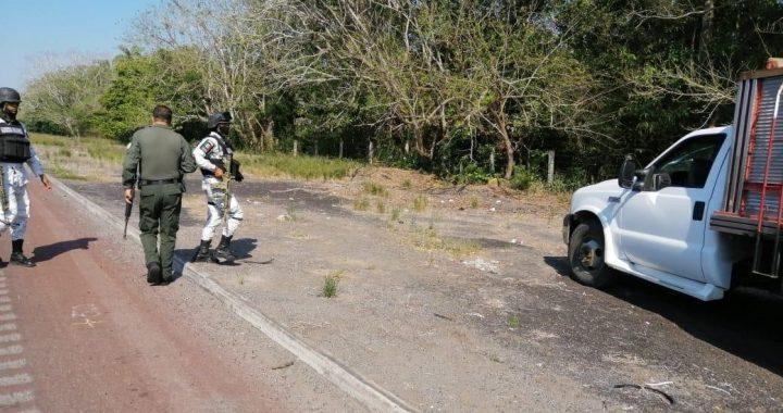 Dos abatidos en Boca del Río tras tiroteo