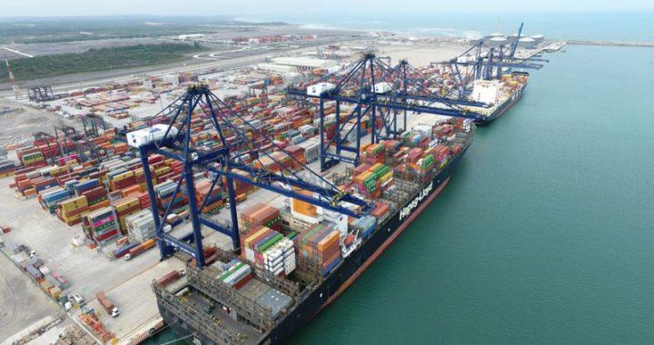 Puerto de Veracruz no se detienen ante coronavirus