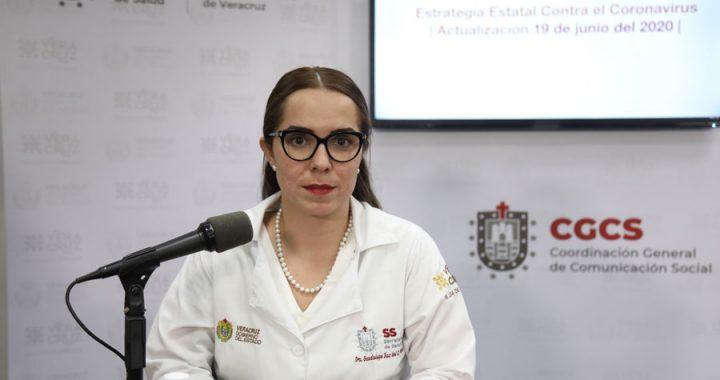 Semáforo Covid en Veracruz, así se divide el estado
