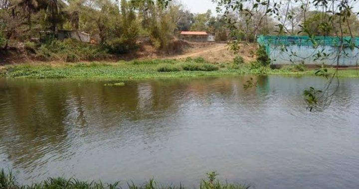 Río Jamapa es vigilado en Medellín; va en descenso