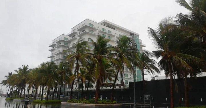 Fuertes lluvias jueves y viernes en regiones de Veracruz