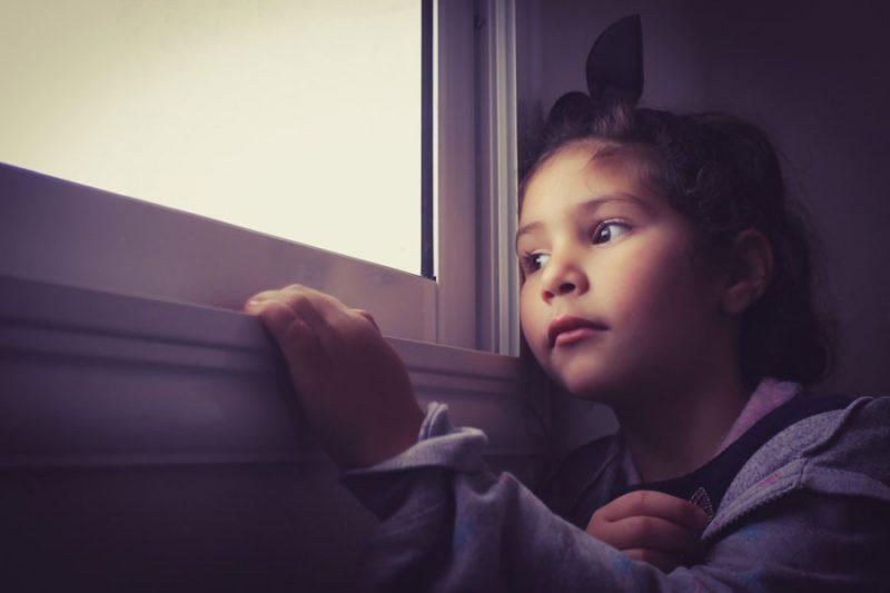 Niños pueden sen afectados por la pandemia
