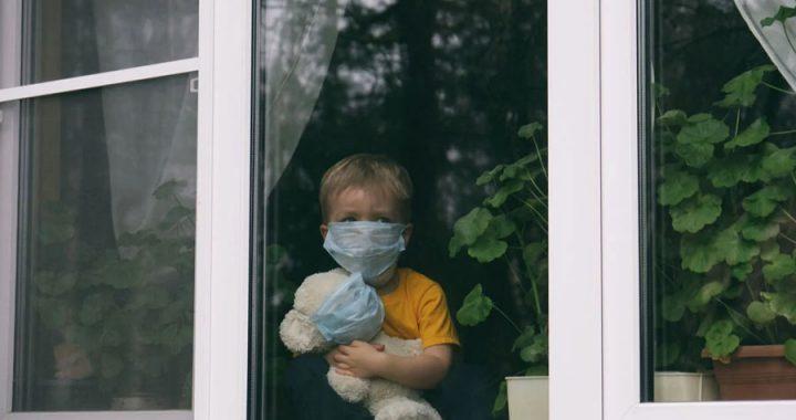 Alertan sobre efectos del Covid-19 en los niños