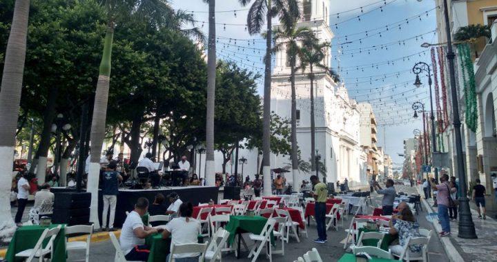 Independencia Peatonal continuará, informa Yunes Márquez