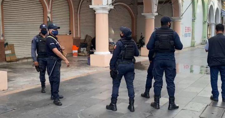 Ayuntamiento de Veracruz trata peor que delicuente a indigente