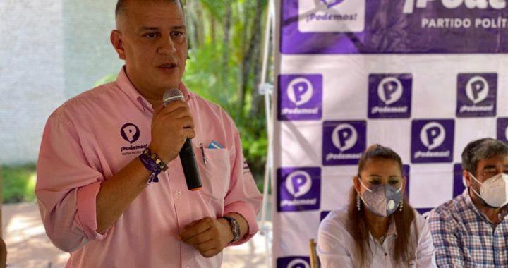 Exigimos se garantice justicia electoral en Veracruz: Garrido