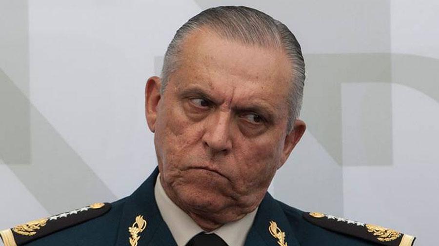 AMLO confirma detención de Cienfuegos por narcotráfico