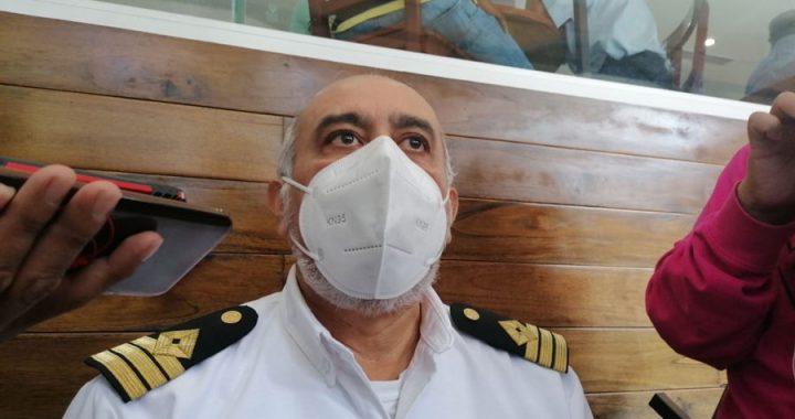 Amenazan marinos mercantes con tomar recintos portuarios