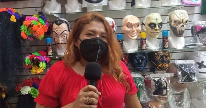 No perdona Covid a Halloween en Veracruz