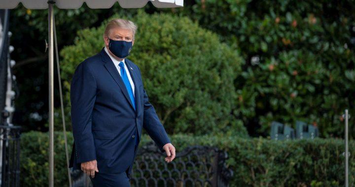 Donald Trump es hospitalizado por Covid