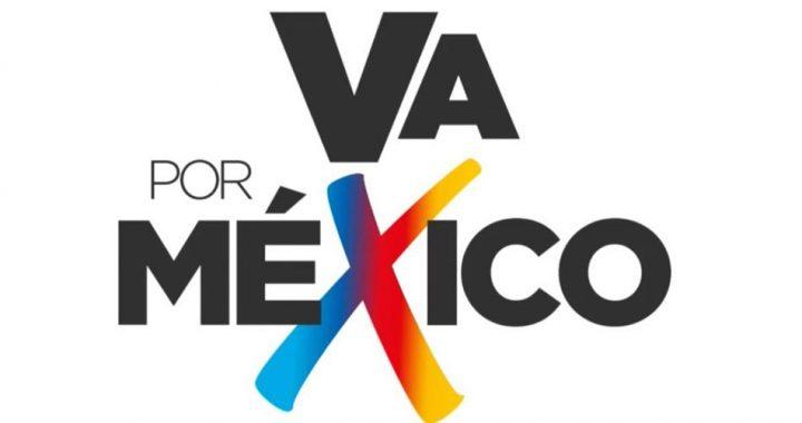 """Nace """"Va por México"""", alianza conformada por PRI, PAN y PRD"""