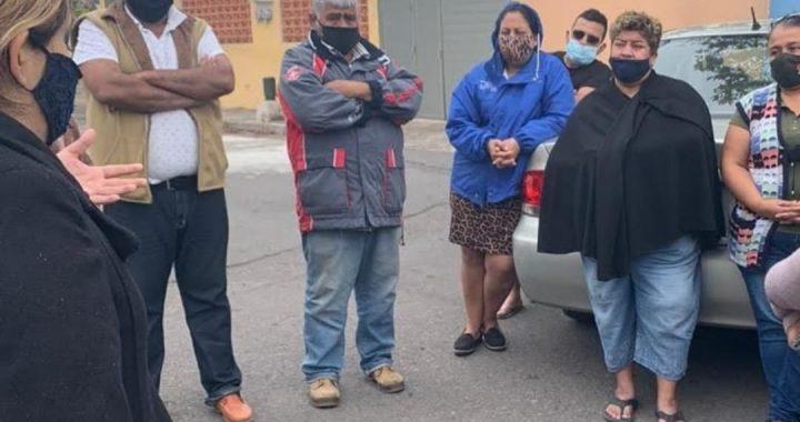 Habitantes de Colinas de Santa Fé temen quedar sin agua