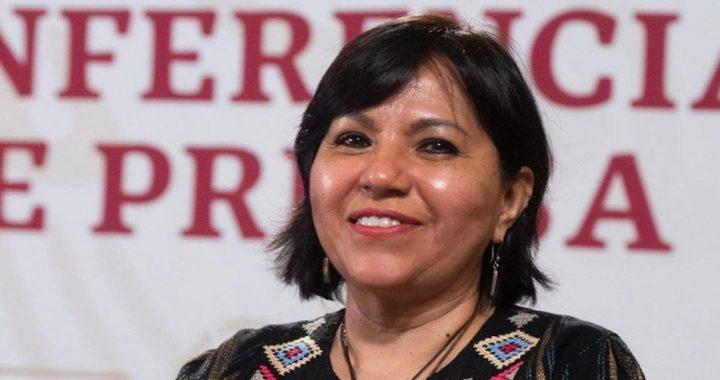 Muere por Covid la coordinadora nacional de las Becas Benito Juárez