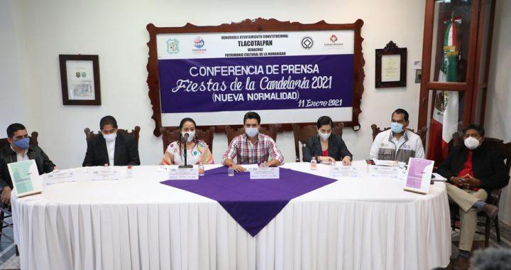 Fiesta de La Candelaria 2021 será virtual: SECTUR