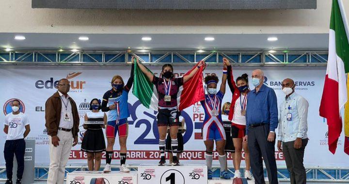Ana López Ferrer aun paso de las Olimpiadas de Tokio