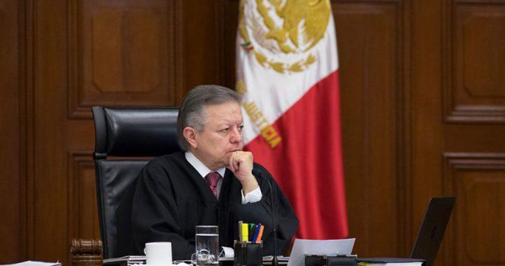 Arturo Zaldívar; extienden su permanencia en la SCJN