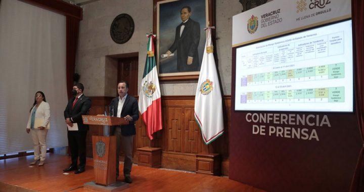 Gobernador presenta «Retorno seguro a clases presenciales en Veracruz»