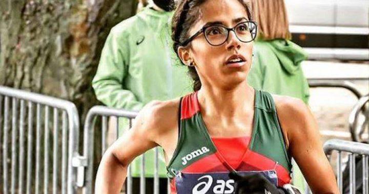 Daniela Torres da marca a Juegos Olímpicos en maratón