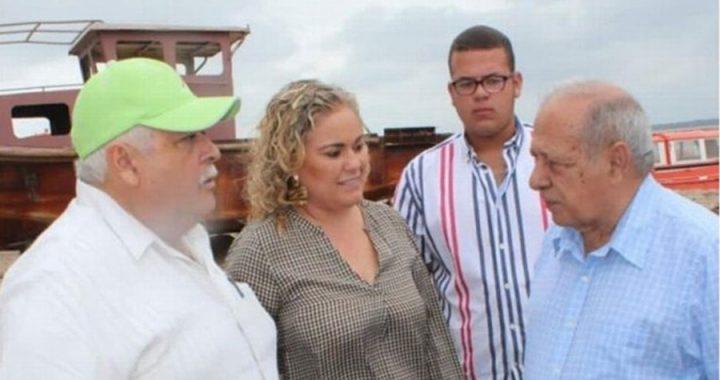 Padre de Salma Hayek invertirá en astillero de Alvarado