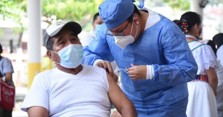 Llega la segunda dosis de la vacuna contra el Covid a Veracruz