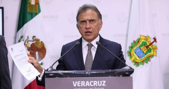 Miguel Ángel Yunes Linares es investigado por la FGR