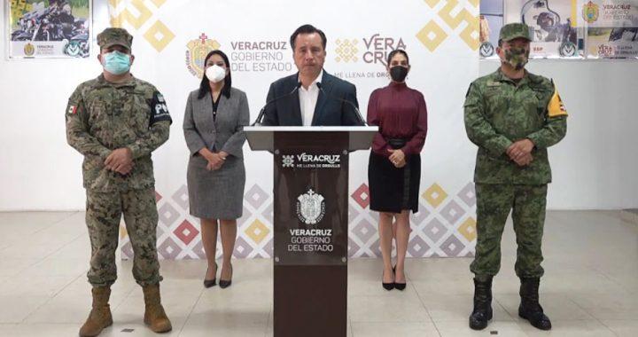 """Vinculan a proceso al """"Z-45"""", anuncia Cuitláhuac García"""