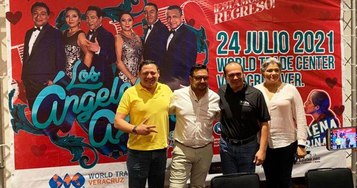 Ángeles Azules llegarán en julio a Veracruz para cantar todos sus éxitos