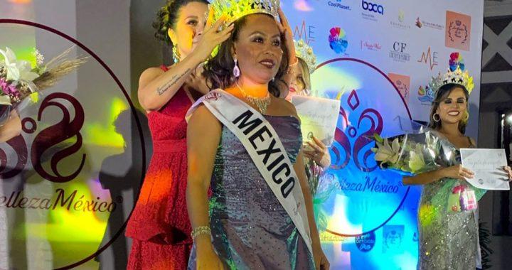 """Coronan a jefa de prensa de Boca del Río """"México Turismo Internacional 2021"""""""