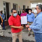 Renueva SEDARPA permisos a pescadores de Catemaco