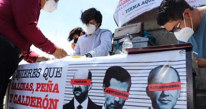 Vamos contra Peña Nieto y «Pegasus»: Punto y Coma