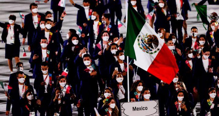 México con mucho espíritu y confianza: COM