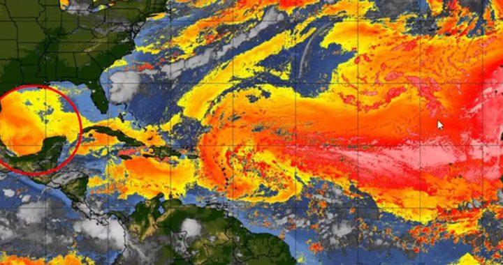 Polvo del Sahara ya es visible en Veracruz: PC