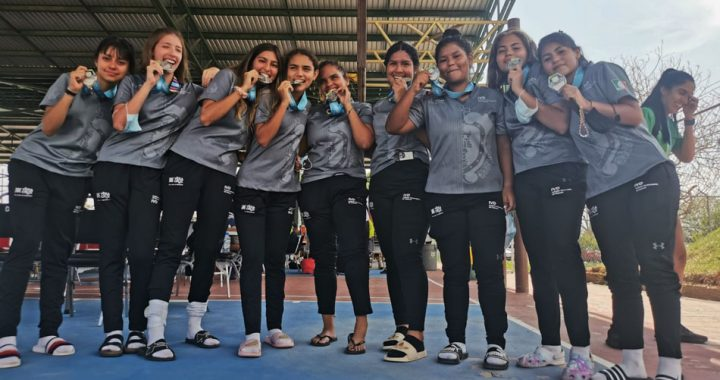 Plata para Veracruz en Rugby 7 Femenil
