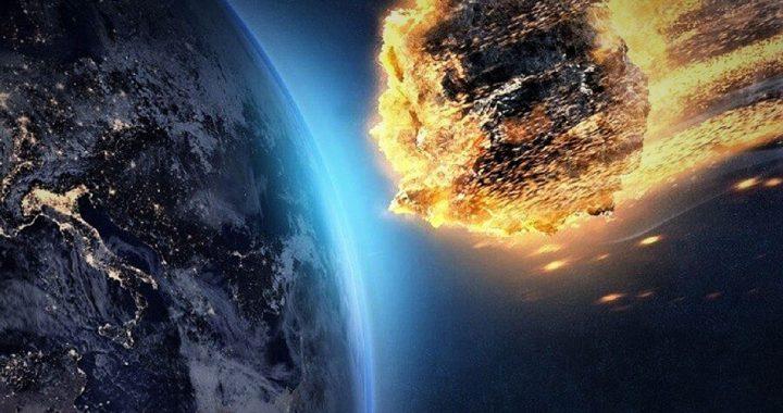 Asteroide que podría impactar la tierra; es muy peligroso