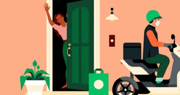 Pide IMSS realizar limpieza a productos entregados a domicilio